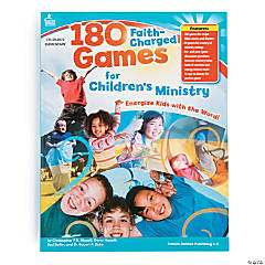 Carson-Dellosa™ 180 Faith-Charged Games for Children's Ministry Resource Book