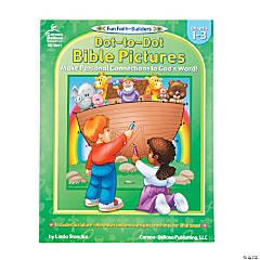 Carson-Dellosa™ Bible Dot-To-Dot Activity Book - Grades 1-3