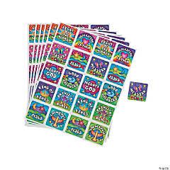 Carson-Dellosa® Names of God Sticker Sheets