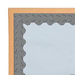 Carson-Dellosa<sup>&#174;</sup> Black & White Maze Pattern Scalloped Bulletin Board Borders