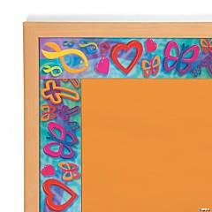 Carson-Dellosa<sup>&#174;</sup> Christian Symbols Bulletin Board Border
