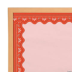 Carson-Dellosa<sup>&#174;</sup> Red Bandana Scalloped Bulletin Board Borders