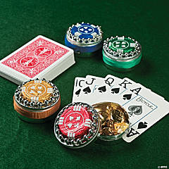Casino Chip Favors Idea