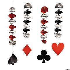 Casino Dangling Spirals