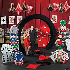 Casino Grand Event Party Supplies