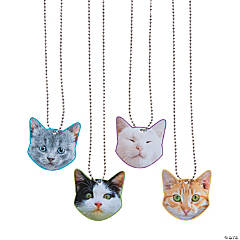 Cat Dog Tag Necklaces