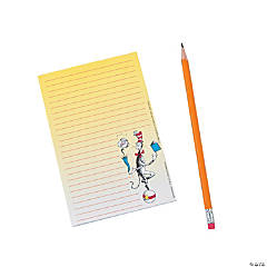 Cat in the Hat Notepad