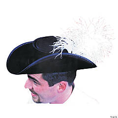 Cavalier Hat Economy With Feather