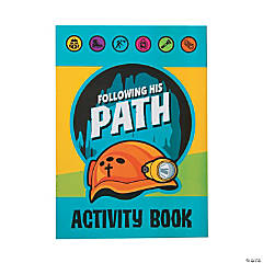 Cave Adventure Activity Books