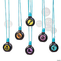 Cave Adventure Bubble Bottle Necklaces