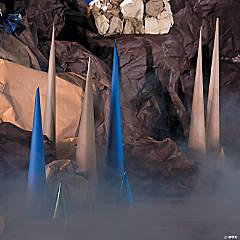 Cave Adventure Paper Cone Stalagmites Décor Idea