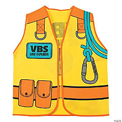 Cave Adventure VBS Vests