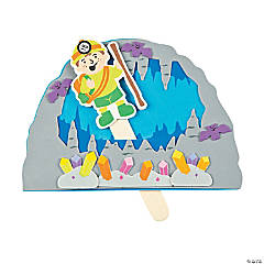 Cave Explorer Pop-Up Craft Kit