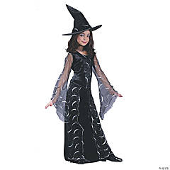 Celestial Sorceress Girl's Costume