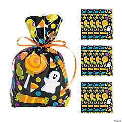 Cellophane Halloween Cellophane Bags