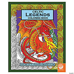 Celtic Legends Coloring Book
