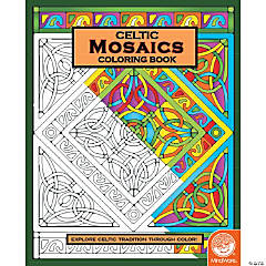 Celtic Mosaics Coloring Book