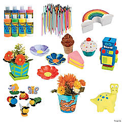 Ceramic Projects Craft Pack Assortment