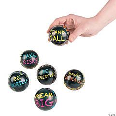 Chalkboard Safari Animal Stress Balls