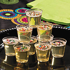 Champagne Jello Shots Recipe