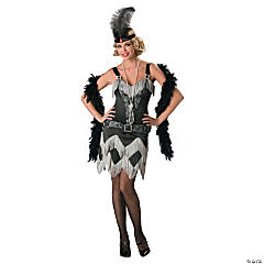Charleston Cutie Flapper Costume for Women