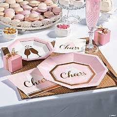 Cheers Bridal Shower Supplies