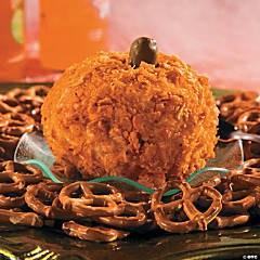 Cheeseball Pumpkin Recipe