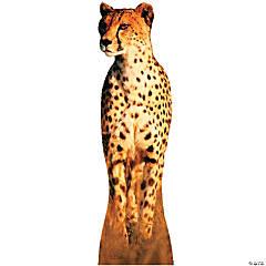 Cheetah Cardboard Stand-Up