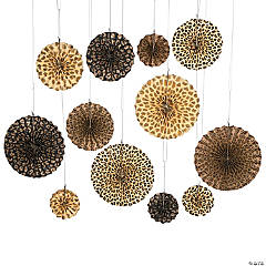 Cheetah Hanging Fans