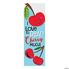 Cherry-Scented Bookmarks