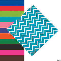 Chevron Luncheon Napkins