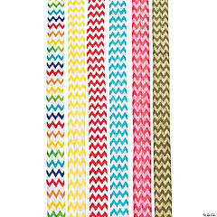 Chevron No Snag Hair Elastic