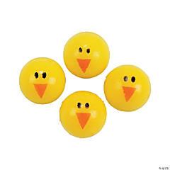 Chick Bouncing Balls