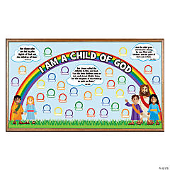 Child of God Bulletin Board Set