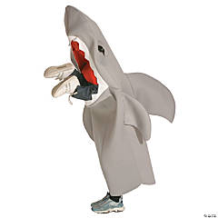Child's Man Eating Shark Costume
