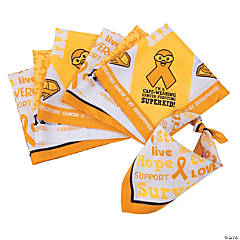 Childhood Cancer Awareness Bandanas