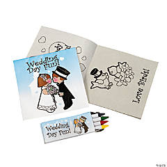 Children's Wedding Activity Sets