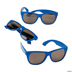 Child's Blue Nomad Sunglasses