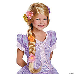 Child's Prestige Rapunzel Wig