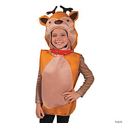 Child's Reindeer Costume