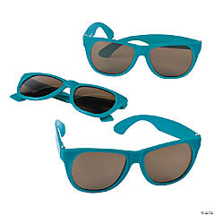 Child's Turquoise Nomad Sunglasses