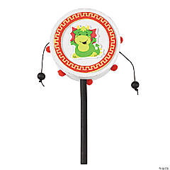 Chinese New Year Drum Craft Kit