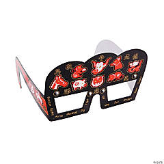 Chinese New Year Eye Glasses