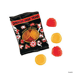 Chinese New Year Gummy Fun Packs