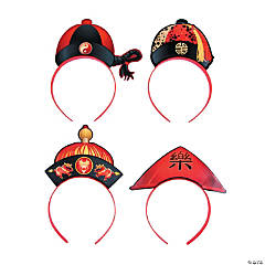 Chinese New Year Hat Headbands
