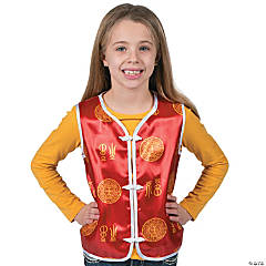 Chinese Vest for Kids