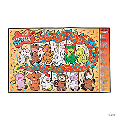 Chinese Zodiac Animal Activity Sheets
