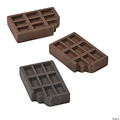 Chocolate Bar Erasers