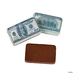Chocolate $100 Bills