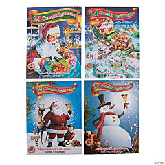 Chocolate Christmas Advent Calendars
